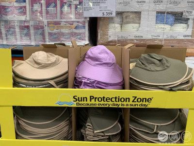 SUN PROTECTION ZONE 成人抗紫外線遮陽帽UPF50+ #786982