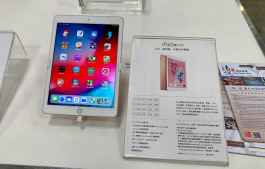 "APPLE 蘋果 7.9""IPAD MINI WIFI/GRAY 256GB 太空灰 #123467"