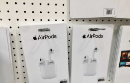 APPLE AIRPODS藍牙耳機 #1160991
