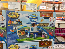 SUPER WINGS 豪華機場組 #118400