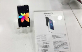 APPLE 蘋果IPHONE XR 256GB藍 #121410